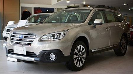 """Subaru Outback 2015 """"chào"""" thị trường Việt, giá từ 1,627 tỷ đồng"""