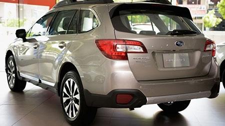"""Subaru Outback 2015 """"chào"""" thị trường Việt, giá từ 1,627 tỷ đồng - 1"""