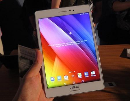 Cận cảnh ZenPad S 8.0, tablet RAM 4GB đầu tiên trên thế giới - 1