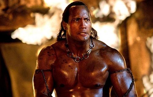 """Cơ bắp """"triệu đô"""" của tài tử Dwayne Johnson - 2"""