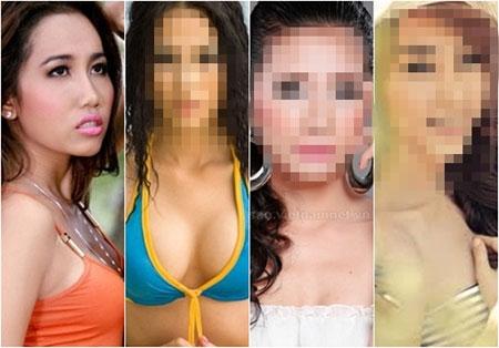 Công thức chung đáng sợ của các người đẹp bán dâm