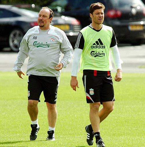 Benitez chính thức trở thành HLV trưởng Real - 1