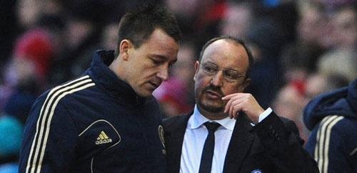 Benitez chính thức trở thành HLV trưởng Real - 2