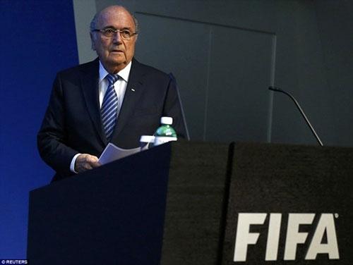 """""""Làm sạch"""" FIFA thế nào khi Blatter từ chức? - 4"""
