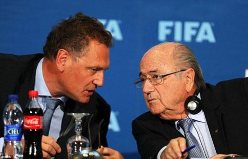 """""""Làm sạch"""" FIFA thế nào khi Blatter từ chức? - 6"""