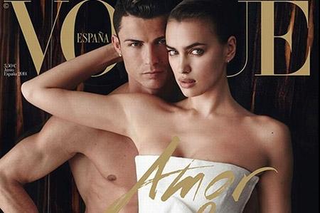 """Irina Shayk chỉ trích Cristiano Ronaldo """"không xứng đáng là ĐÀN ÔNG"""", """"lén lút NGOẠI TÌNH"""""""