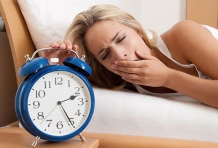 Thiếu ngủ có thể dẫn đến mất trí nhớ lâu dài