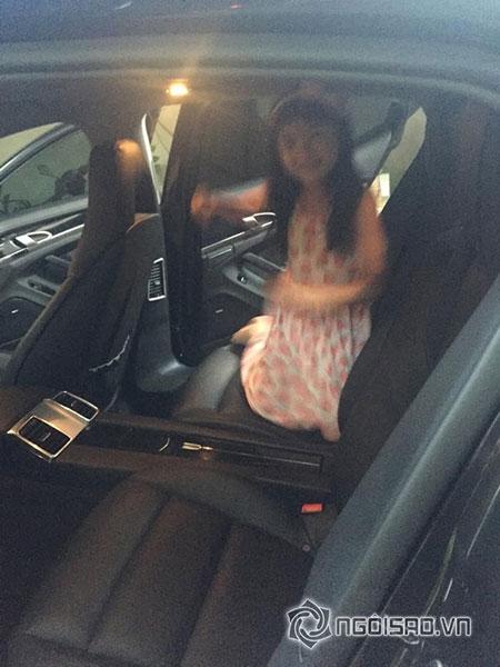 """Trần Bảo Sơn tặng con gái """"xế khủng"""" có giá hơn 5 tỷ đồng"""