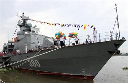 Việt Nam sẽ tự đóng cặp tàu Gepard tiếp theo ở trong nước?