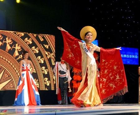 Hoa hậu Hoàn vũ Việt Nam 2015 sẽ mời kiểm toán quốc tế