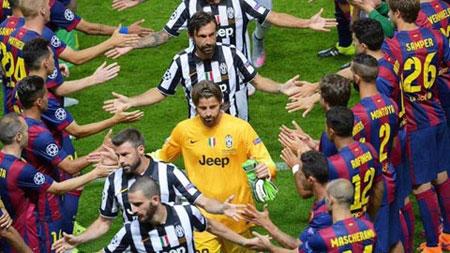 Juventus: Vẻ đẹp của thất bại
