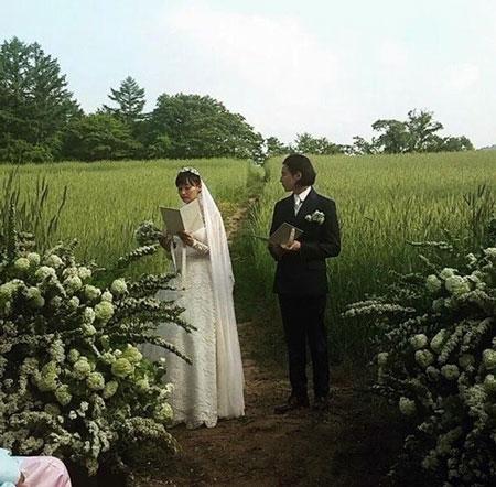 Won Bin kiếm bạc tỉ, chi đám cưới siêu tiết kiệm