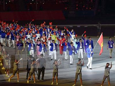 Đoàn thể thao Việt Nam là đoàn