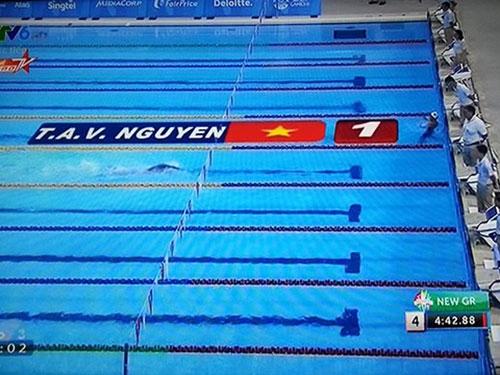 Ánh Viên có sải tay dài gần bằng… Michael Phelps