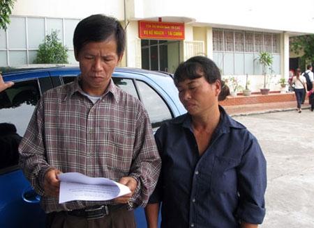 7,2 tỷ bổi thường ông Chấn: Trừ 36 tháng lương cán bộ gây oan