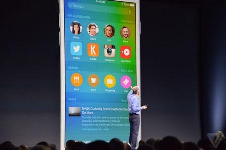 iOS 9 ra mắt, hỗ trợ cả iPhone 4S, iPad mini - 1