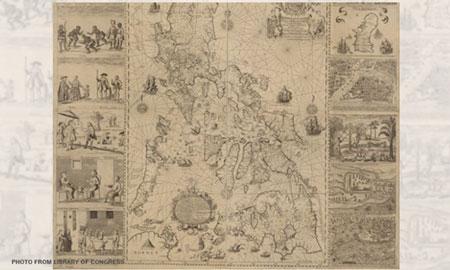 Philippines nộp bản đồ cổ lên tòa, thách thức Trung Quốc ở Biển Đông