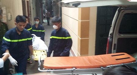 Cháy lớn ở phố Hoàng Mai, Hà Nội, 5 người chết