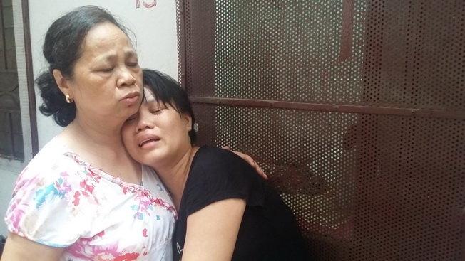 Cháy lớn ở phố Hoàng Mai, Hà Nội, 5 người chết - 5