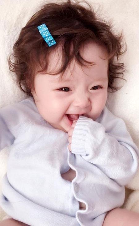 Elly Trần nổi nóng vì bị nghi không sinh con - 1