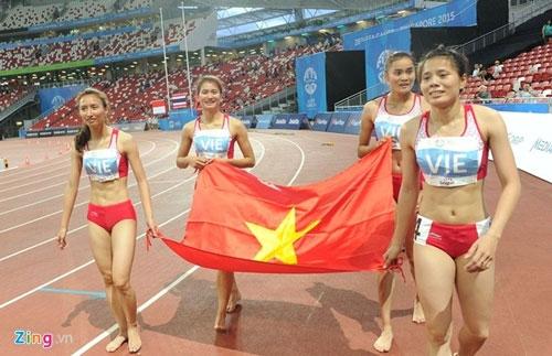 SEA Games ngày 11/6: Điền kinh lập kỳ tích, Ánh Viên giành tổng cộng 8 HCV - 3