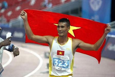 Tân vô địch SEA Games Nguyễn Văn Huệ từng bị loại vì mê... chơi game