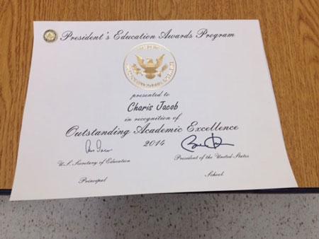 Thực hư giải thưởng Tổng thống Mỹ trao cho Đỗ Nhật Nam - 2
