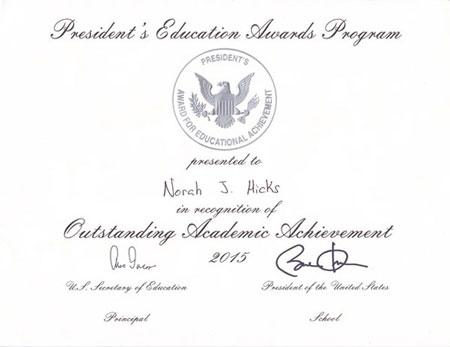 Thực hư giải thưởng Tổng thống Mỹ trao cho Đỗ Nhật Nam - 3