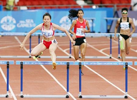 VĐV đầu tiên của Việt Nam giành vé đi Olympic 2016