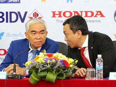 Chủ tịch VFF Lê Hùng Dũng và Phó Chủ tịch VFF thân nhau cỡ nào?