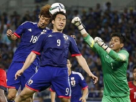 Thủ môn chơi như lên đồng, Singapore cầm hòa Nhật Bản 0-0 - 1
