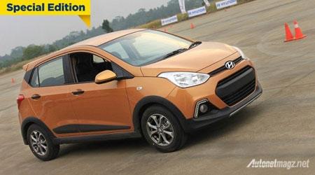 Hyundai Grand i10X giá 254 triệu đồng lên kệ