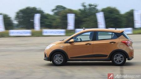 Hyundai Grand i10X giá 254 triệu đồng lên kệ - 1