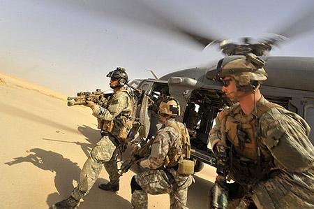 Những đội đặc nhiệm tinh nhuệ nhất nước Mỹ - 9