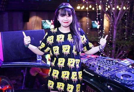 10 cô gái hot nhất cuộc thi Miss DJ - 8