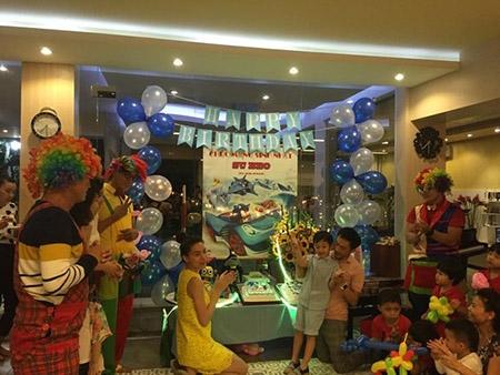 Hồ Ngọc Hà và Cường Đô La cùng tổ chức sinh nhật cho Subeo sau bão scandal