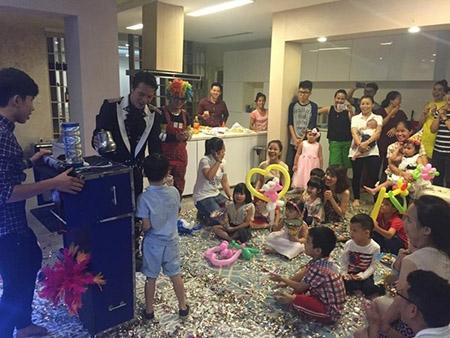 Hồ Ngọc Hà và Cường Đô La cùng tổ chức sinh nhật cho Subeo sau bão scandal - 2
