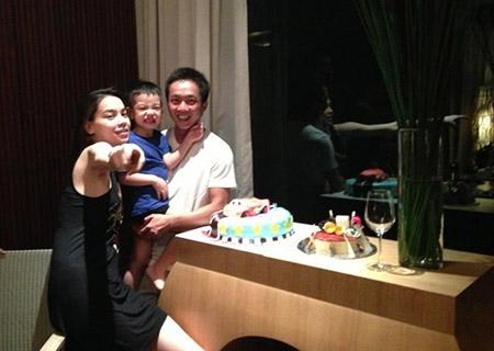 Hồ Ngọc Hà và Cường Đô La cùng tổ chức sinh nhật cho Subeo sau bão scandal - 3