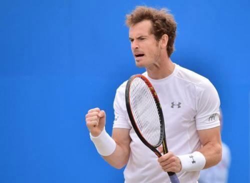 Andy Murray lần thứ 4 đăng quang Aegon Championships