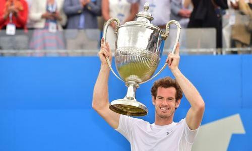Andy Murray lần thứ 4 đăng quang Aegon Championships - 1