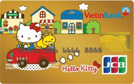VietinBank chính thức ra mắt thẻ tín dụng Cremium Hello Kitty - 1