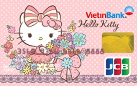VietinBank chính thức ra mắt thẻ tín dụng Cremium Hello Kitty - 2