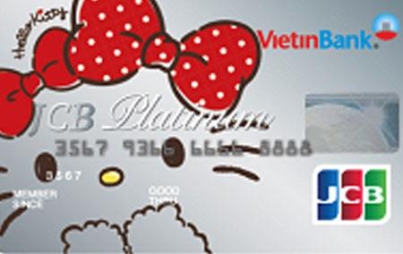 VietinBank chính thức ra mắt thẻ tín dụng Cremium Hello Kitty - 3