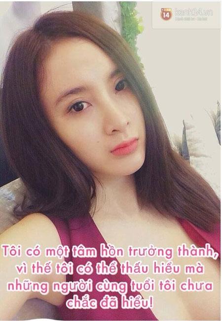 """Angela Phương Trinh - """"Nữ hoàng tự sướng"""" đẳng cấp cao của showbiz Việt - 1"""