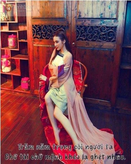 """Angela Phương Trinh - """"Nữ hoàng tự sướng"""" đẳng cấp cao của showbiz Việt - 10"""