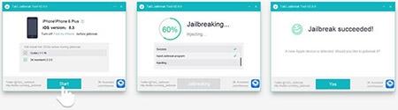Đã có bản jailbreak iOS 8.1 đến 8.3 cho iPhone, iPad