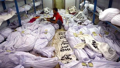 Nắng nóng thiêu đốt, 570 người Pakistan chết - 6