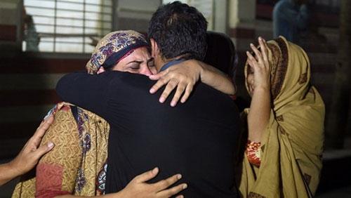 Nắng nóng thiêu đốt, 570 người Pakistan chết - 7