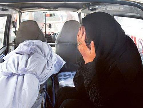 Nắng nóng thiêu đốt, 570 người Pakistan chết - 8