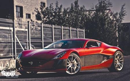 10 mẫu xe hơi điện nhanh nhất thế giới - 2